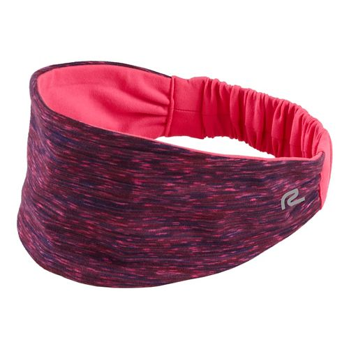 R-Gear Over-the-Top Reversible Headband Headwear - Mulberry Madness/Passion Punch