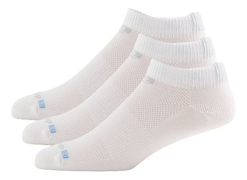 R-Gear Drymax Dry-As-A-Bone Thin Low 3 pack Socks - White XL