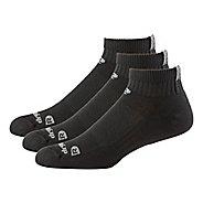R-Gear Drymax Dry-As-A-Bone Thick Cushion Quarter 3 pack Socks