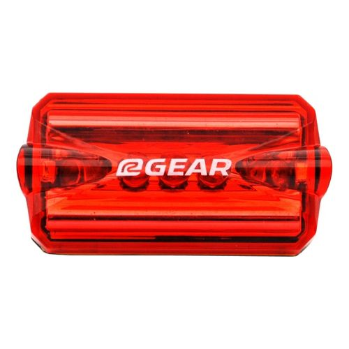 Road Runner Sports Play It Safe LED Light Safety - Red