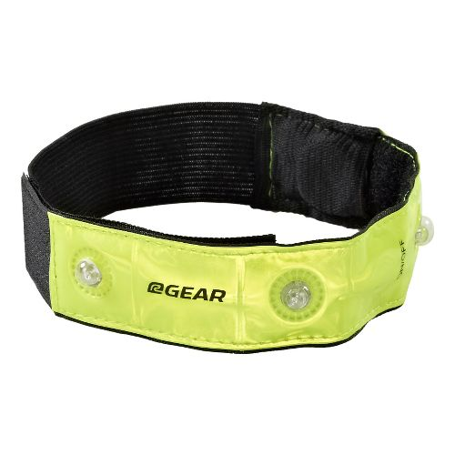 Road Runner Sports Armed With Light Reflective Armband Safety - Neon Yellow