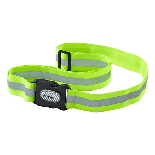 Road Runner Sports Glow 'N Go Reflective Belt Safety - Neon Yellow