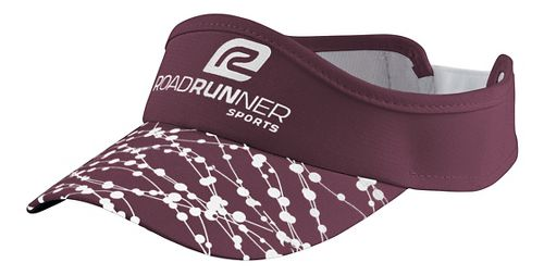 Women's R-Gear Connect the Dots Visor Headwear - Mulberry Madness