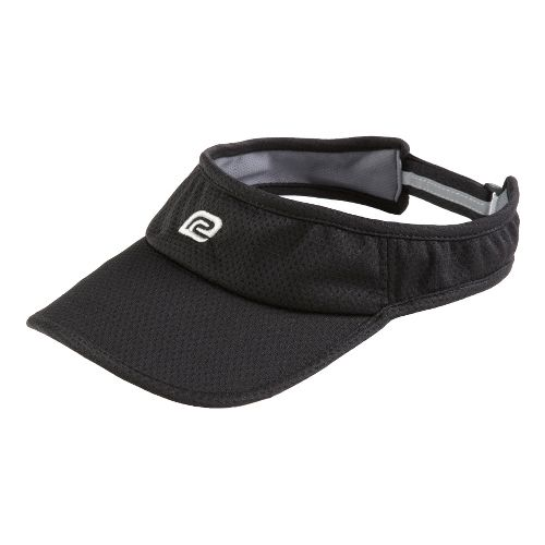 Road Runner Sports Wiser Visor Headwear - Black