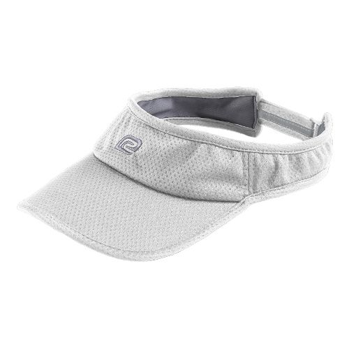 Road Runner Sports Wiser Visor Headwear - White