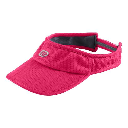 Womens Road Runner Sports Shady Lady Visor Headwear - Passion Punch