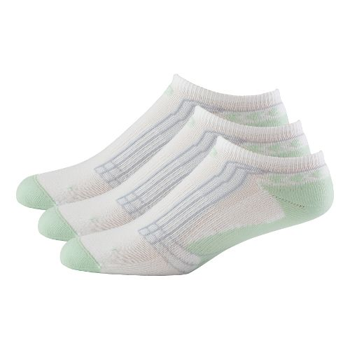 Womens Road Runner Sports Dryroad Simple & Speedy Thin Low 3 pack Socks - Mintify ...