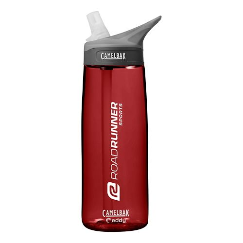 Road Runner Sports Sip-n-Go Bottle .75L Hydration - Cardinal