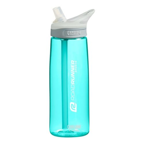 Road Runner Sports Sip-n-Go Bottle .75L Hydration - Turquoise