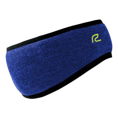 Road Runner Sports Warm It Up Ear Warmer Headwear - Heather Cobalt