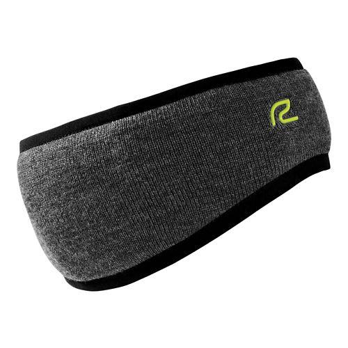 Road Runner Sports Warm It Up Ear Warmer Headwear - Heather Charcoal