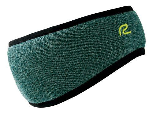Road Runner Sports Warm It Up Ear Warmer Headwear - Heather Deep Teal