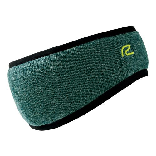 Road Runner Sports Warm It Up Ear Warmer Headwear - Heather Deep Teal