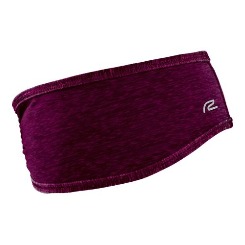 Womens Road Runner Sports Set The Stage Ear Warmer Headwear - Mulberry Madness