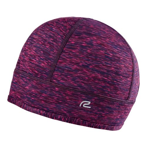 Womens R-Gear Set The Stage Reversible Beanie Headwear - Mulberry Madness/Passion Punch
