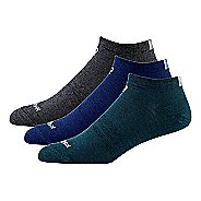 Mens Road Runner Sports Keep Your Cool Thin Low 3 pack Socks