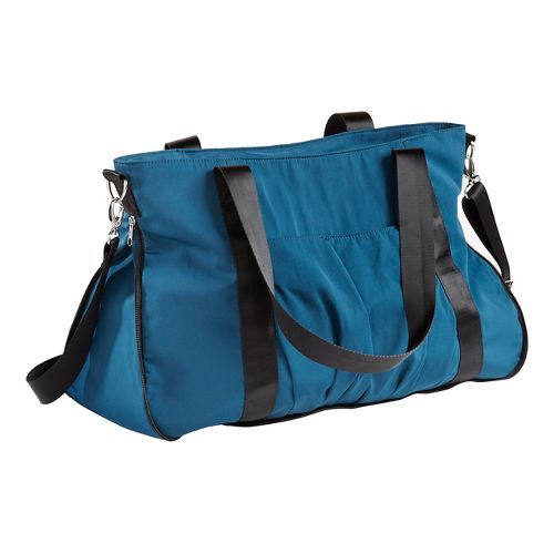 Road Runner Sports Shake Your Chakra Expanding Yoga Bags - Peacock Blue