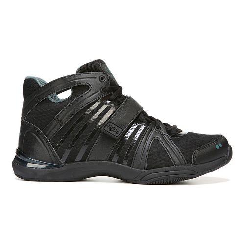 Womens Ryka Tenacity Cross Training Shoe - Black/Green 10