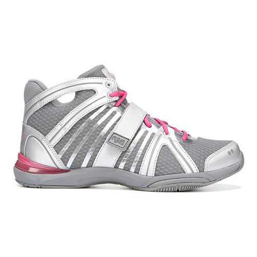 Womens Ryka Tenacity Cross Training Shoe - Silver 10
