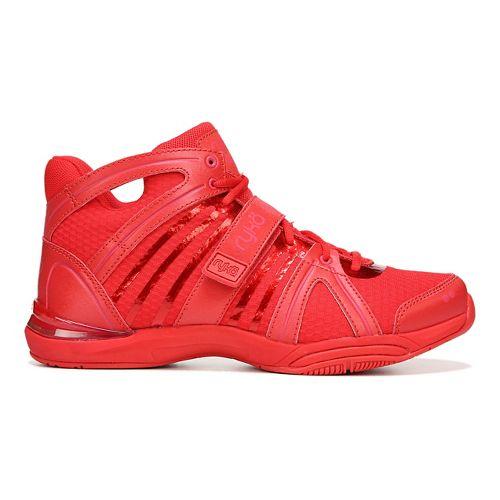 Womens Ryka Tenacity Cross Training Shoe - Red/Yellow 8.5