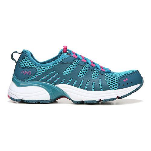 Womens Ryka Hydro Sport Running Shoe - Enamel Blue 7