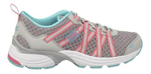 Womens Ryka Hydro Sport Running Shoe - Silver Cloud/Grey 7