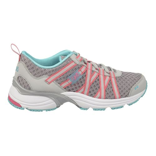 Womens Ryka Hydro Sport Running Shoe - Silver Cloud/Grey 7.5