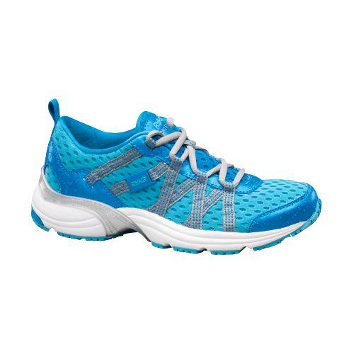 Womens Ryka Hydro Sport Running Shoe - Detox Blue/Twinkle Blue 6.5