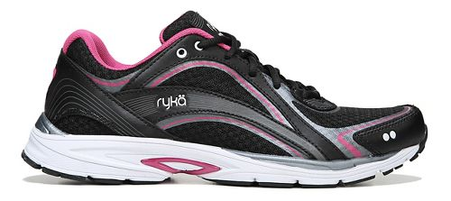 Womens Ryka Sky Walk Walking Shoe - Grey/Coral 11
