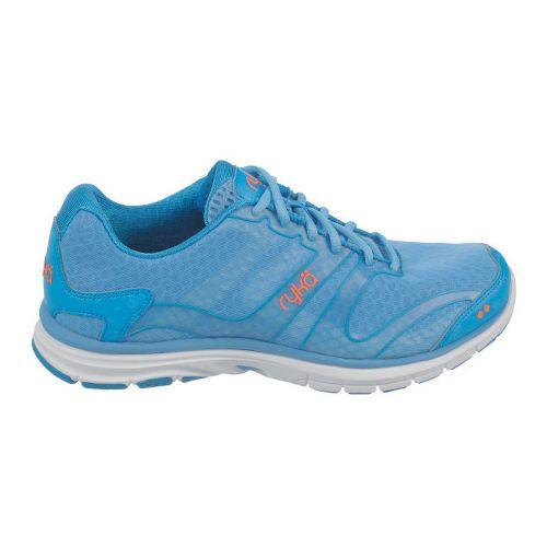 Womens Ryka Dynamic Cross Training Shoe - Elite Blue/Electric Blue 5.5