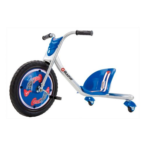 Razor RipRider 360 Caster Trike Fitness Equipment - Blue