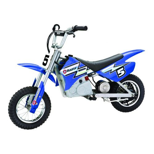 Razor Dirt Rocket MX 350 Fitness Equipment - Blue/Silver