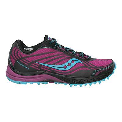 Womens Saucony ProGrid Peregrine 2 Trail Running Shoe
