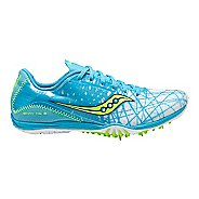 Womens Saucony Shay XC3 Spike Cross Country Shoe