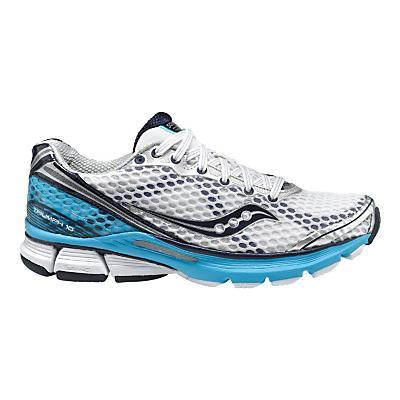 Womens Saucony PowerGrid Triumph 10 Running Shoe