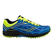 Mens Saucony ProGrid Peregrine 3 Trail Running Shoe