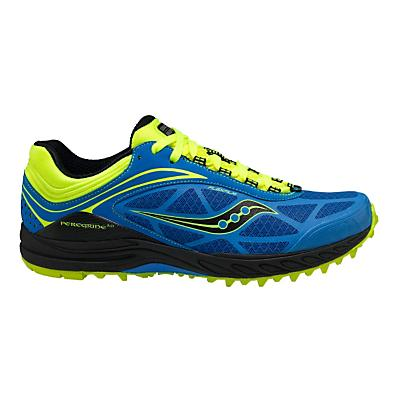 Mens Saucony ProGrid Peregrine 3 Trail Running Shoe