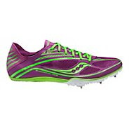 Womens Saucony Endorphin MD3 Track and Field Shoe