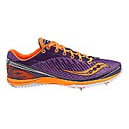 Womens Saucony Kilkenny XC5 Spike Cross Country Shoe