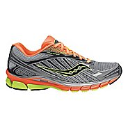 Mens Saucony Ride 6 ViZiGLO Running Shoe