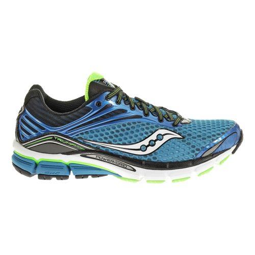 Mens Saucony Triumph 11 Running Shoe - Blue 8