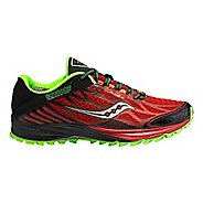 Mens Saucony Peregrine 4 Trail Running Shoe