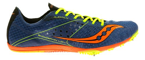 Mens Saucony Endorphin LD4 Track and Field Shoe - Blue 13