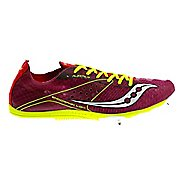 Womens Saucony Endorphin LD4 Track and Field Shoe