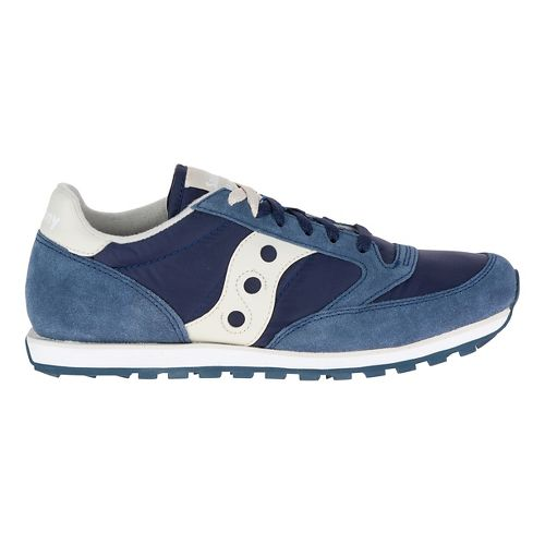 Mens Saucony Jazz Low Pro Casual Shoe - Navy 11.5
