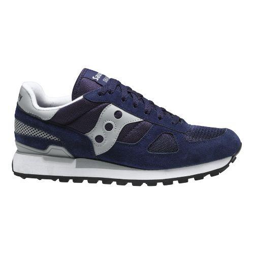 Mens Saucony Shadow Original Casual Shoe - Navy 12