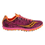 Womens Saucony Shay XC4 Spike Cross Country Shoe
