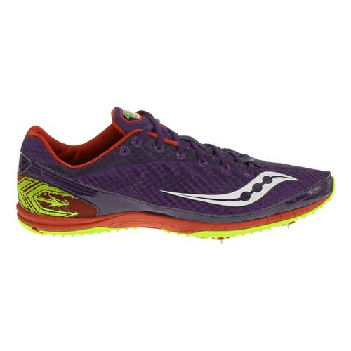 Saucony Kilkenny XC5 Spike Cross Country Shoe - Purple 4.5
