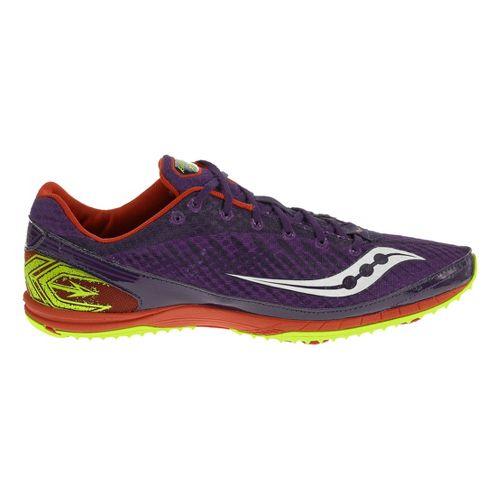 Saucony Kilkenny XC5 Flat Cross Country Shoe - Purple 7.5