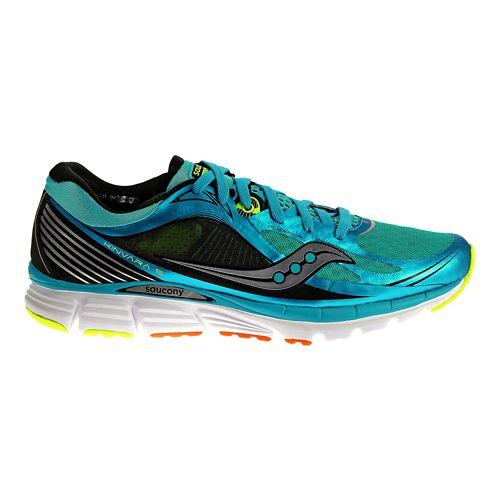 Mens Saucony Kinvara 5 Running Shoe - Blue 10.5